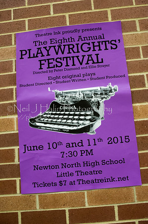 Playwrights Festival 2015