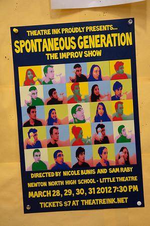 Spontaneous Generation 2012